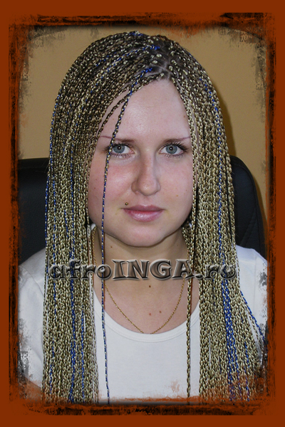 Африканские косички или наращивание волос