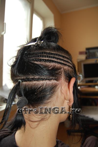 Как сделать густой волос на голове